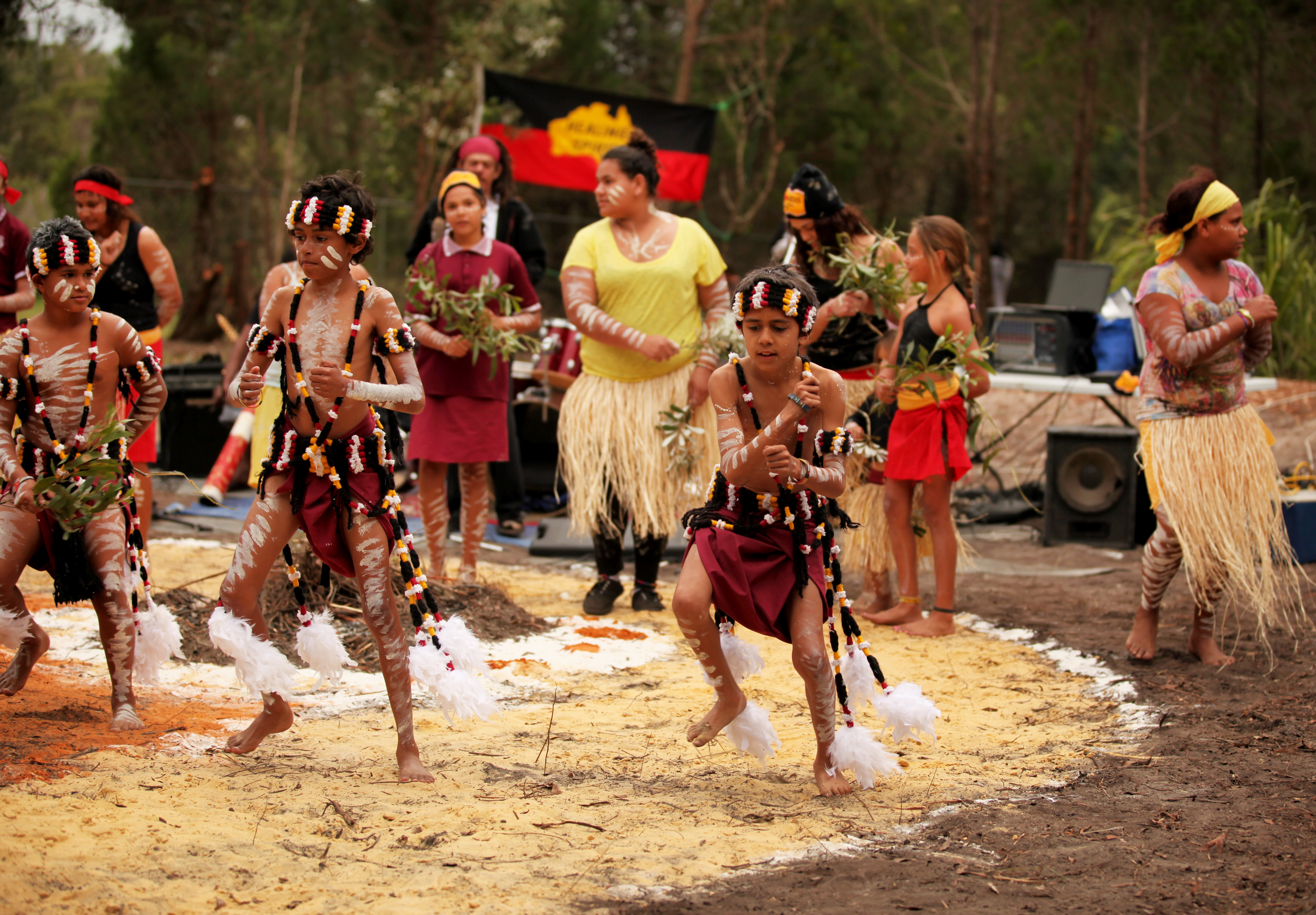Quandamooka Festival in Queensland